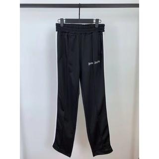 PALM ANGELS TRACK PANTS ブラック  ZIP M