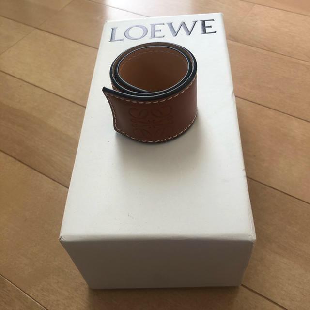 LOEWE(ロエベ)のloewe バングル レディースのアクセサリー(ブレスレット/バングル)の商品写真