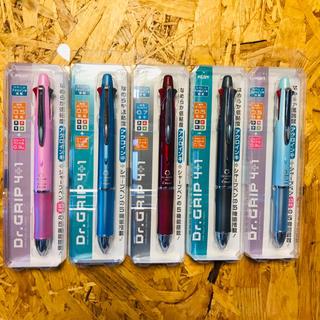 ドクターグリップ PILOT 5本セット ボールペン シャープペン