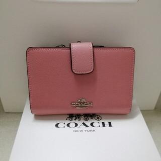COACH - 新品COACH(コーチ)の二つ折り財布   F53436