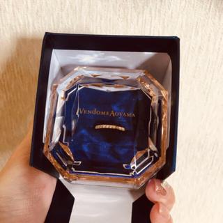 ヴァンドームアオヤマ(Vendome Aoyama)の♡本日限定お値下♡ヴァンドーム青山 ダイヤ エタニティ リング 9号♡(リング(指輪))