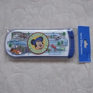 Disney - TDR ミッキーマウス ランチ用カトラリーセット