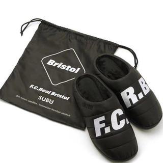 エフシーアールビー(F.C.R.B.)の20AW FCRB x SUBU SANDAL サンダル ダウン M(サンダル)