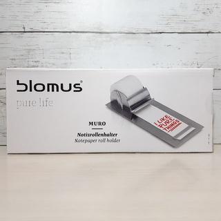 blomus MURO ロールメモホルダー ブロムス 卓上 メモ帳