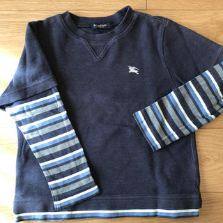 BURBERRY - バーバリー 長袖 カットソー  110 キッズ