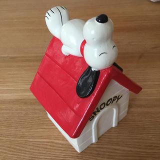 SNOOPY - SNOOPY ヴィンテージ 貯金箱