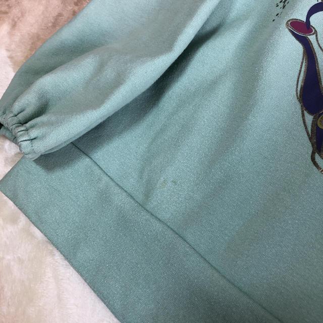 ANNA SUI mini(アナスイミニ)のANNA SUI mini  トレーナー 120 キッズ/ベビー/マタニティのキッズ服女の子用(90cm~)(Tシャツ/カットソー)の商品写真