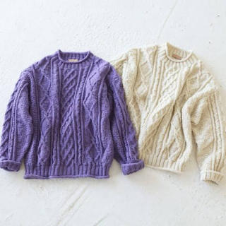 TODAYFUL Vintage Cable Knit