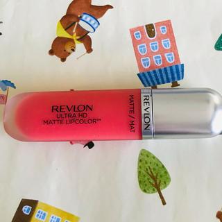 レブロン(REVLON)のレブロン ウルトラ HD マットリップカラー08♪(口紅)