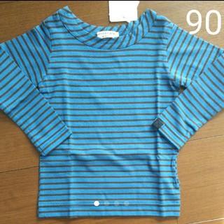 アンパサンド(ampersand)の90 ボーダーカットソー ロンT 長袖(Tシャツ/カットソー)