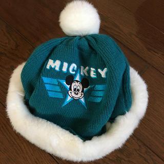 Disney - ニット帽子