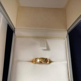 シャネル(CHANEL)のシャネル ココ クラッシュ ミディアム リング 59(リング(指輪))
