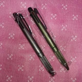 三菱鉛筆 - 数量限定 ジェットストリーム 4&1 Metal Edition 2本