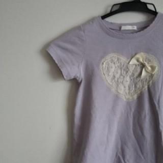 GU - GU フリルTシャツ 110サイズ