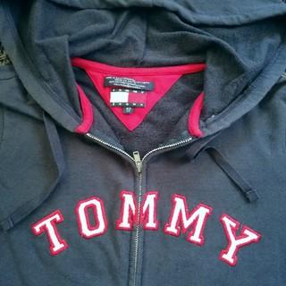 トミー(TOMMY)のTOMMY ZIPパーカー(パーカー)
