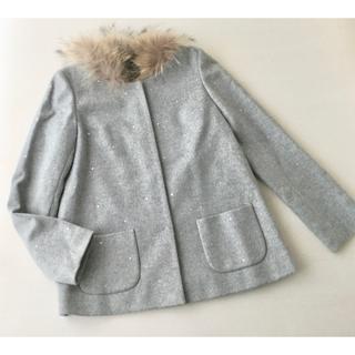 SunaUna - 新品 ◆54,600円 日本製 高級 sunauna コート