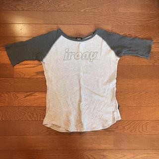 アイロニー(IRONY)のirony アイロニー Tシャツ(Tシャツ(半袖/袖なし))