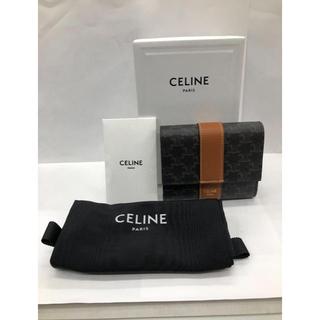 セリーヌ(celine)のセリーヌ スモール トリフォールド ウォレット(折り財布)