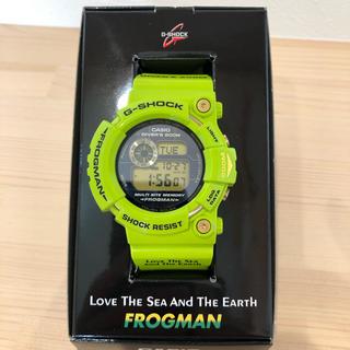 カシオ(CASIO)のG-SHOCK 限定 FROGMAN GW-200F-3JR(腕時計(デジタル))