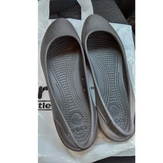crocs - パンプス
