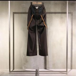 SUNSEA - sunsea  サンシー teketeke pants 18aw