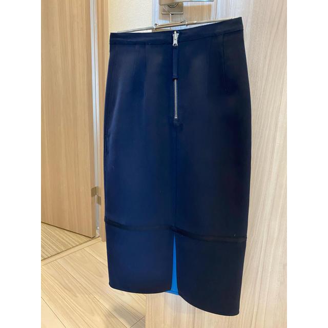 IENA(イエナ)のパリンカ 'PalinkA ペンシルスカート リバーシブル レディースのスカート(ひざ丈スカート)の商品写真