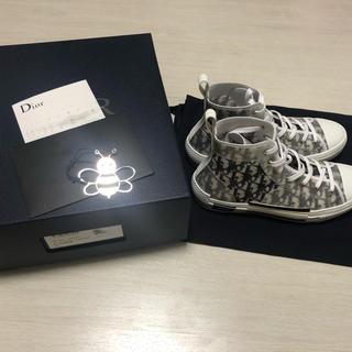 Christian Dior - ディオール b23  オブリーク スニーカー