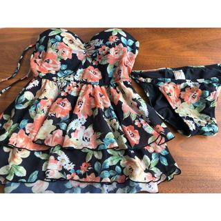 rienda ワンピ水着×スカート