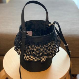 ドゥロワー(Drawer)のセツコサジテール bag 美品 (ハンドバッグ)