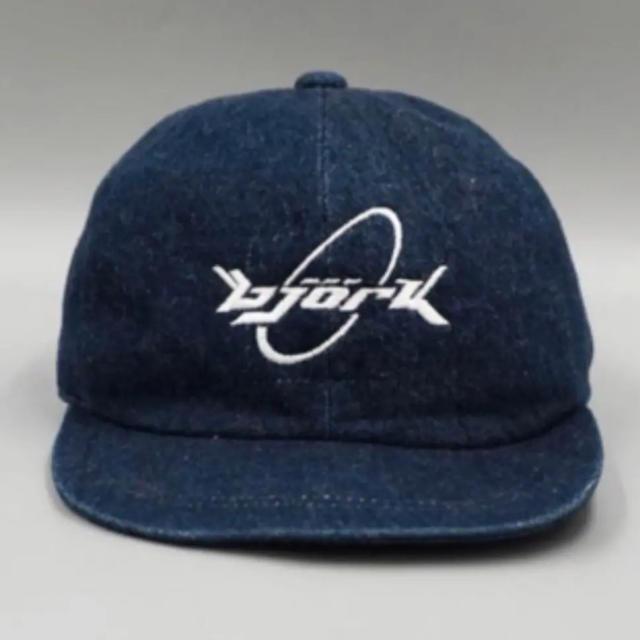 bjork cap  90s 当時物 ビョーク 激レア メンズの帽子(キャップ)の商品写真