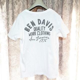 ベンデイビス(BEN DAVIS)のBEN DAVISプリントTシャツ(Tシャツ/カットソー(半袖/袖なし))