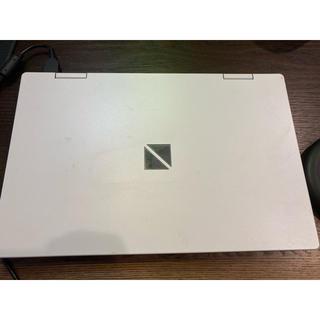 エヌイーシー(NEC)のNEC LAVIE Note Mobile PC-NM150GAW(ノートPC)