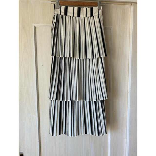 Narcissus(ナルシス)のナルシス プリーツスカート レディースのスカート(ロングスカート)の商品写真