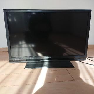 SHARP - シャープアクオス 液晶カラーテレビ32v