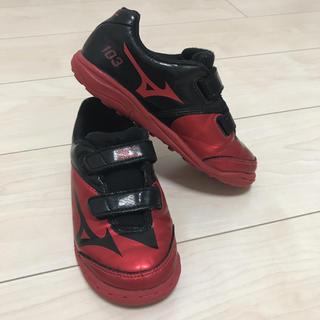 ミズノ(MIZUNO)のミズノ バサラ103 17cm サッカー(スニーカー)