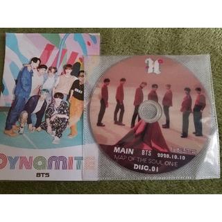 ボウダンショウネンダン(防弾少年団(BTS))の日本語字幕 BTS MAP OF THE SOUL ON:E (ミュージック)