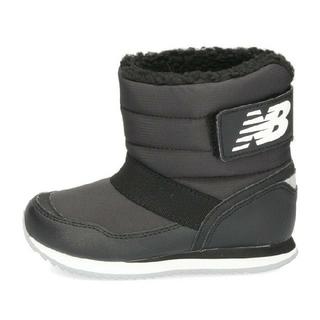 New Balance - 【新品未使用】脱ぎ履きしやすい ニューバランス ブーツ 18cm ブラック