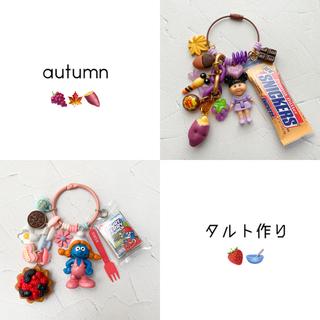 No.15 キャベツちゃん♡autumn(バッグチャーム)