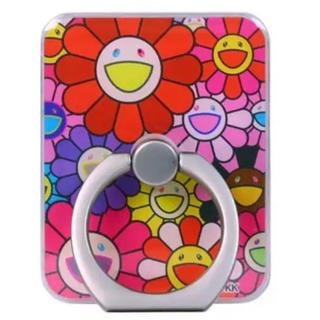 Zingaro Flower Smartphone Ring(Red) 村上隆(その他)