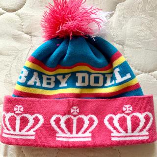 BABYDOLL - BABYDOLL👑キッズ ニット帽 赤ちゃん