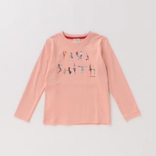 ポールスミス(Paul Smith)のポールスミス新品新作タグ付きDancing logo 長袖Tシャツ110(Tシャツ/カットソー)