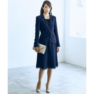 ニッセン(ニッセン)のフォーマルスーツ トールサイズ  大きいサイズ(礼服/喪服)