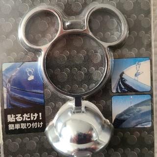 ディズニー(Disney)のミッキー ボンネットマスコット(車外アクセサリ)