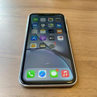 Apple - 8043.XR.64G.W.Softbank ジャンク