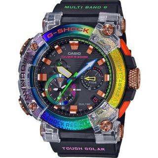 ジーショック(G-SHOCK)の【新品未使用】G-SHOCK FROGMAN GWF-A1000BRT-1AJR(腕時計(アナログ))