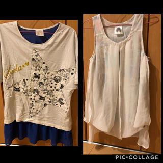 スカラー(ScoLar)のスカラー チュニック  tシャツ(チュニック)
