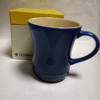 ルクルーゼ(LE CREUSET)のル・クルーゼ マグカップ(1個):(S)(食器)
