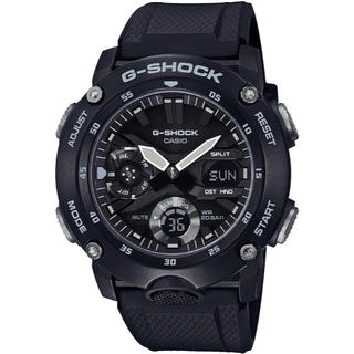 ジーショック(G-SHOCK)のカシオ G-SHOCK カーボンコアガード 腕時計 ブラック(腕時計(アナログ))