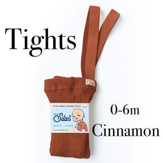 こども ビームス - silly silas シリーサイラス Cinnamon タイツ