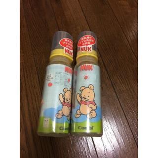 combi - 2本セット ヌーク ベビープー 哺乳瓶  240ml